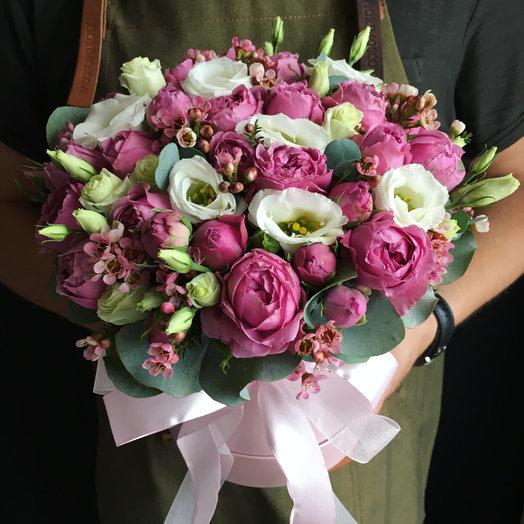 Татьяна: букеты цветов на заказ Flowwow
