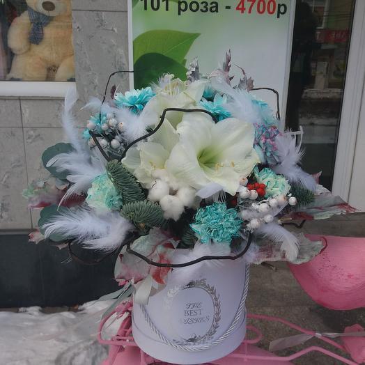 Легкость: букеты цветов на заказ Flowwow