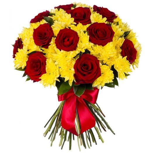 Букет  024: букеты цветов на заказ Flowwow