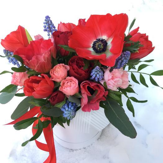 Сердце Лолиты: букеты цветов на заказ Flowwow