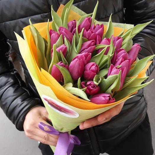 Французское утро: букеты цветов на заказ Flowwow