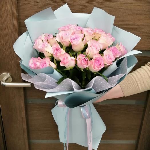 Прекрасная любовь: букеты цветов на заказ Flowwow
