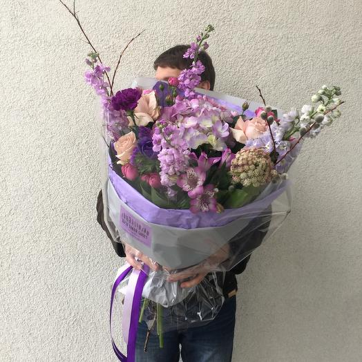 Роскошь: букеты цветов на заказ Flowwow