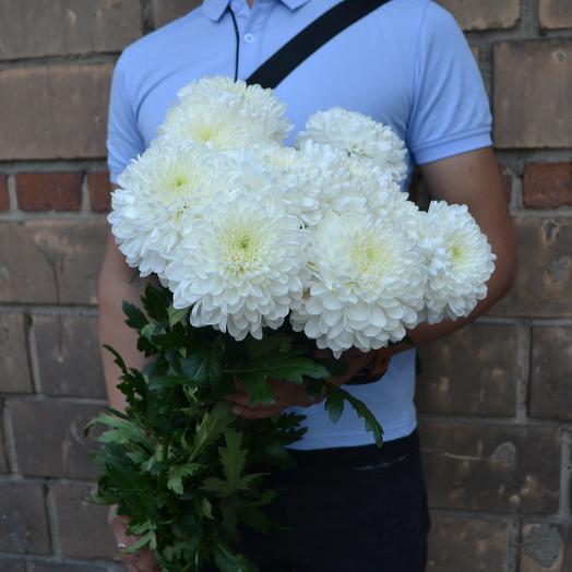 Белый танец: букеты цветов на заказ Flowwow