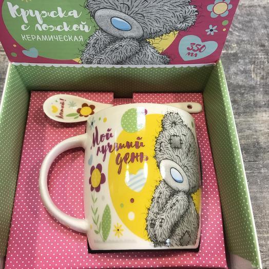 Чашка в подарочной коробке
