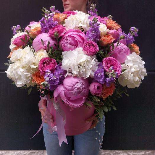 Touch of summer: букеты цветов на заказ Flowwow