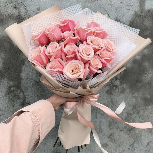 Нюд: букеты цветов на заказ Flowwow
