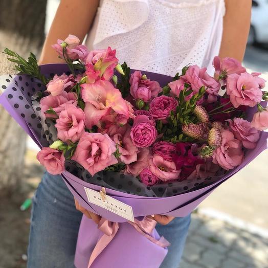 Розовый сюрприз