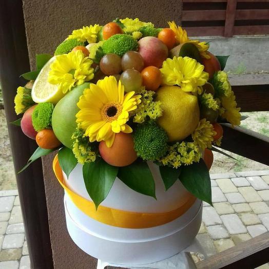 Заводной апельсин: букеты цветов на заказ Flowwow