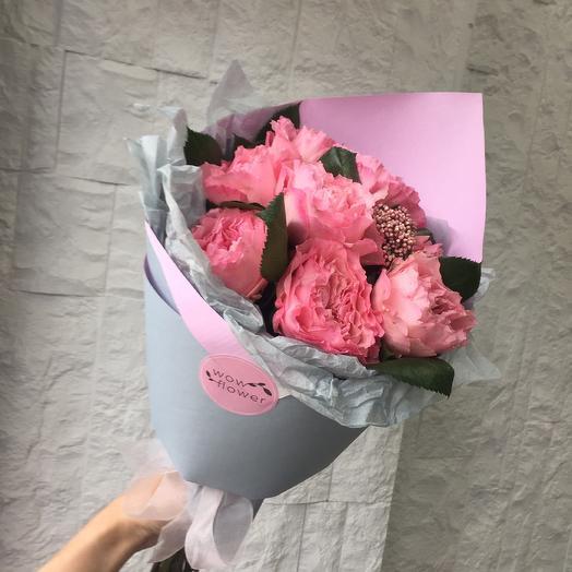 Mayra s Rose: букеты цветов на заказ Flowwow