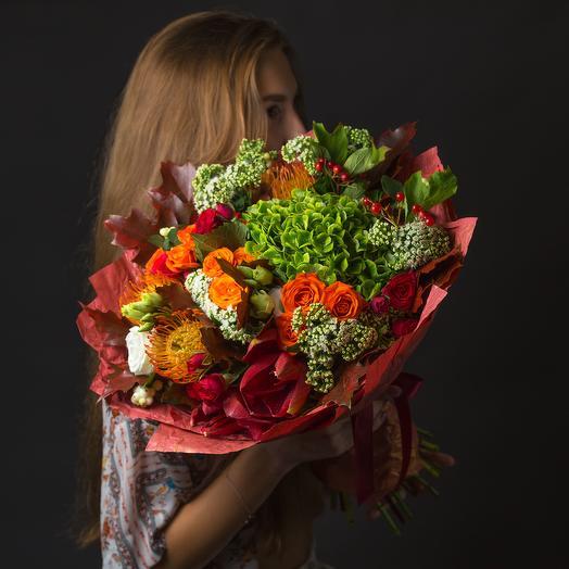"""Букет """"Первый Звонок"""": букеты цветов на заказ Flowwow"""