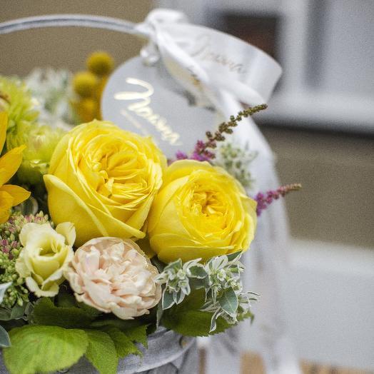 Композиция 08: букеты цветов на заказ Flowwow
