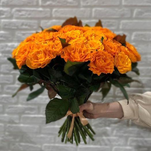"""Букет """"Час Пик"""" Medium: букеты цветов на заказ Flowwow"""