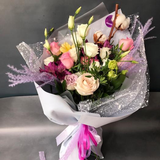 Ежевика: букеты цветов на заказ Flowwow