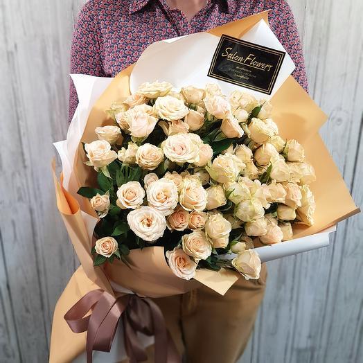 Моно перс: букеты цветов на заказ Flowwow