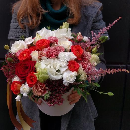 Smell of autumn: букеты цветов на заказ Flowwow