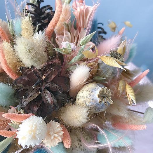 """11 """"Лесной"""" (S): букеты цветов на заказ Flowwow"""