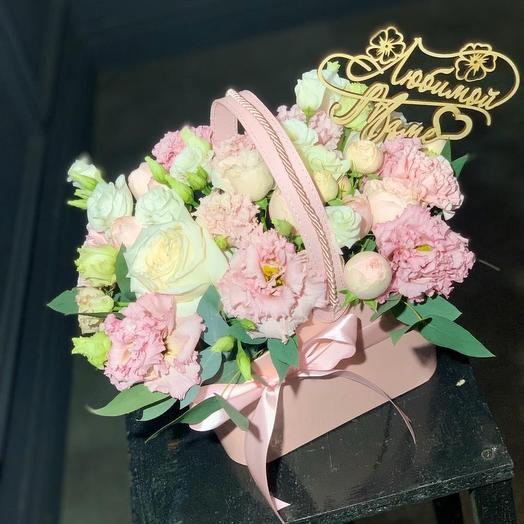 Для любимой мамы 💕: букеты цветов на заказ Flowwow
