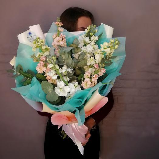 Летний бриз: букеты цветов на заказ Flowwow