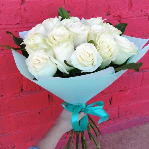 Танец снежинки: букеты цветов на заказ Flowwow