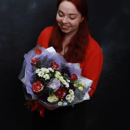 Букет недели: букеты цветов на заказ Flowwow