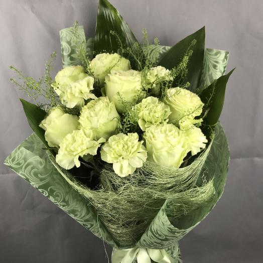 Дюшес: букеты цветов на заказ Flowwow