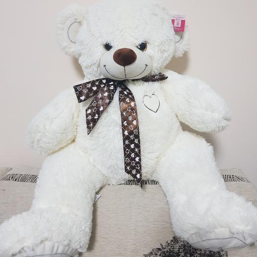 Мягкий медведь 90 см