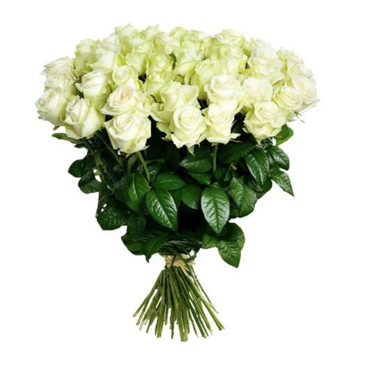 Роза Аваланж 60 см, 25 шт