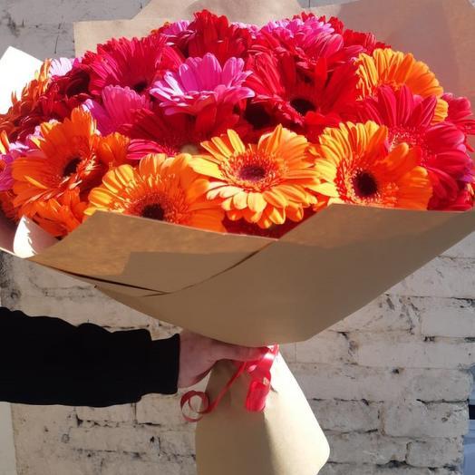 """Букет """"Яркое настроение"""": букеты цветов на заказ Flowwow"""