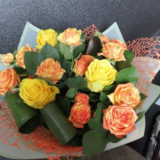 Ginger: flowers to order Flowwow