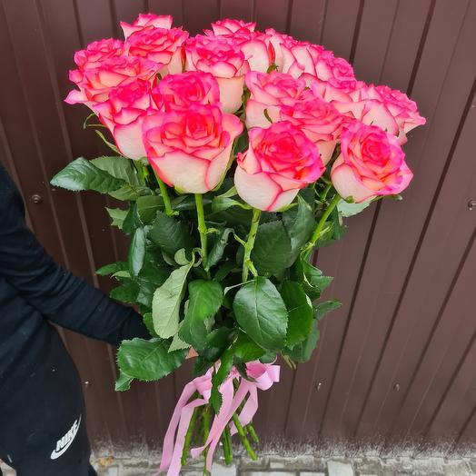 21 шикарная роза