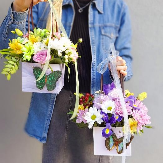 Мини-сумочки