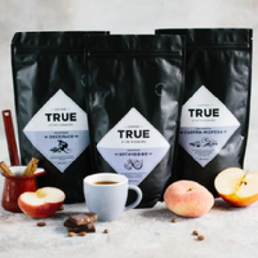 Набор кофе True Advanced 3 упаковки по 100 г