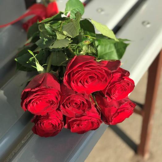 Кейт - 7 Ароматных Роз