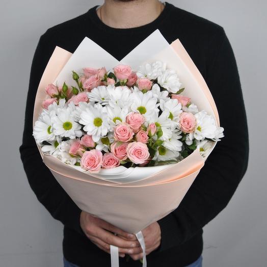 Любовь в розовом