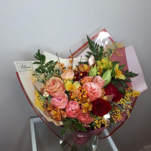 Цветочное изобилие