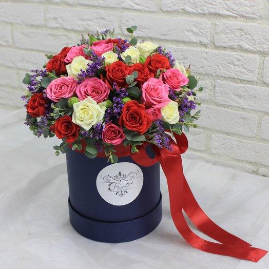 Таинство 2: букеты цветов на заказ Flowwow