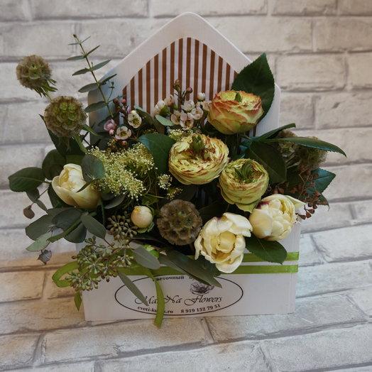 Розавиль: букеты цветов на заказ Flowwow