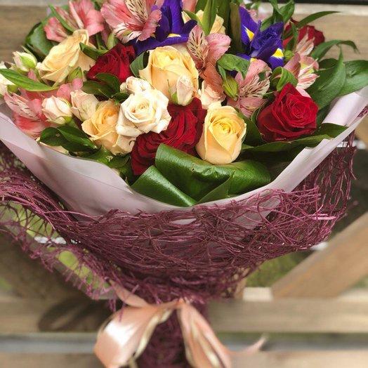 Бисер: букеты цветов на заказ Flowwow