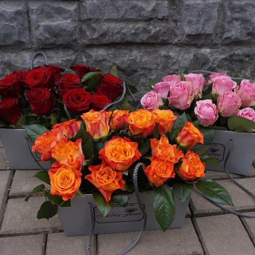 Кенийская принцесса: букеты цветов на заказ Flowwow