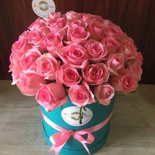 Fashionable: букеты цветов на заказ Flowwow