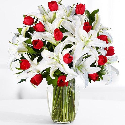 """Букет """"Загадка"""": букеты цветов на заказ Flowwow"""
