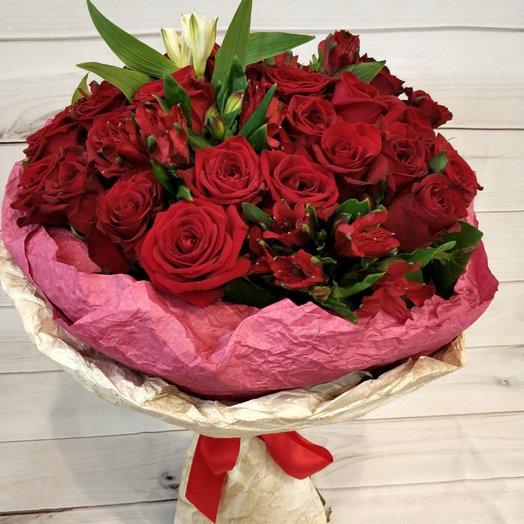 Аристократка: букеты цветов на заказ Flowwow