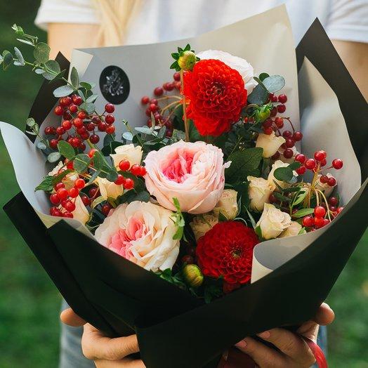 Лейла: букеты цветов на заказ Flowwow