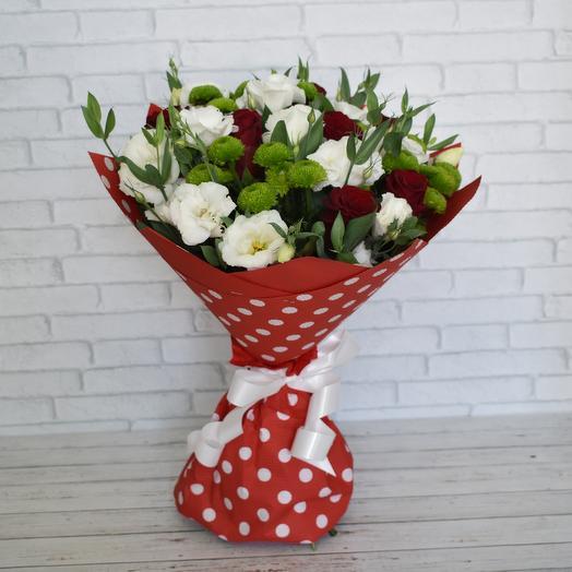 Яшма: букеты цветов на заказ Flowwow