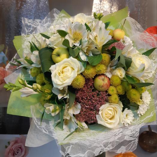 Лайм: букеты цветов на заказ Flowwow