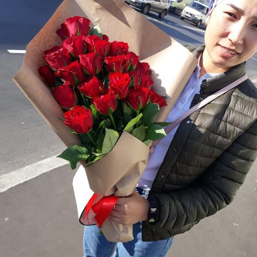 Американский стиль: букеты цветов на заказ Flowwow