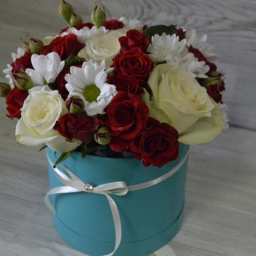 Frozen Breath: букеты цветов на заказ Flowwow