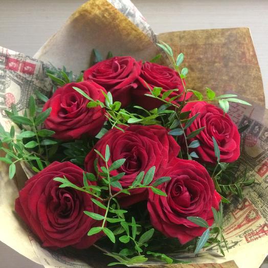 Rose: flowers to order Flowwow