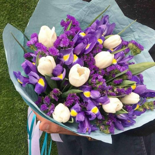 Весна идет - весне дорогу: букеты цветов на заказ Flowwow